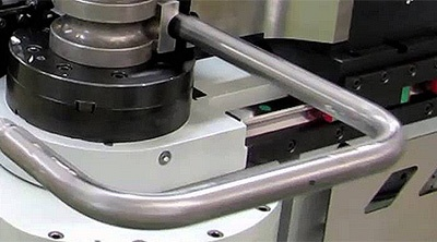 Mandrel tube bending machines