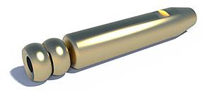 Tube bending mandrel
